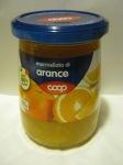 coop marmellata arance