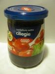 coop marmellata ciliegie