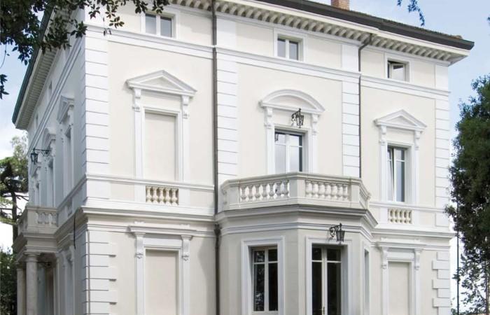 Lo stile liberty a siena andrea pagliantini - Casa stile liberty ...