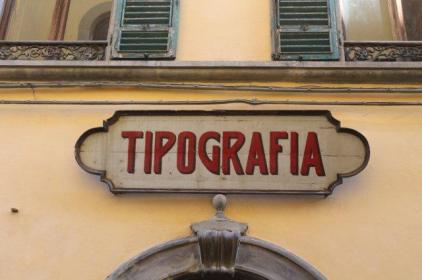 insegna-tipografia