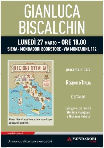 Biscalchin a Siena