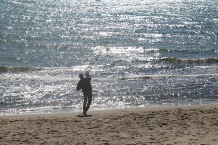 il pescatore di castiglion della pescaia