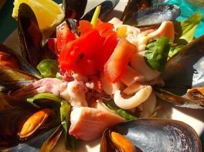 insalata di mare bagno la vela castiglion della pescaia (4)