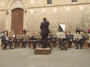 banda città del palio concerto della liberazione (11)