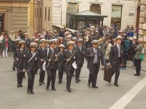 banda città del palio concerto della liberazione (2)