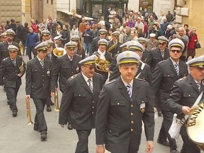 banda città del palio concerto della liberazione (5)