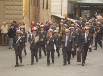 banda città del palio concerto della liberazione