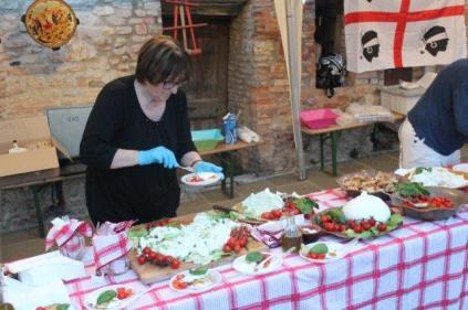 infiltrazioni gastronomiche 2017 castelnuovo berardenga