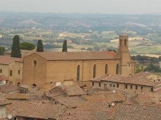 chiesa di sant'agostino san gimignano (2)