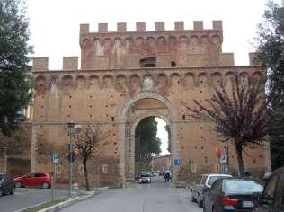 porta romana siena