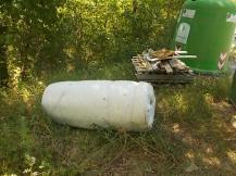 spazzatura su strada fraraddae gaiole in chianti (10)