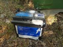 spazzatura su strada fraraddae gaiole in chianti (5)