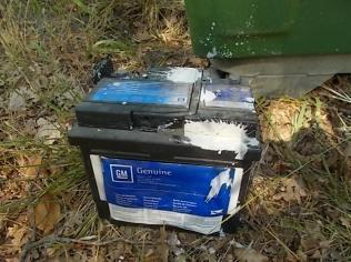 spazzatura su strada fraraddae gaiole in chianti (6)