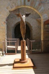 arezzo, mostra dell'angelo di ugo riva (12)