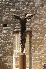 arezzo, mostra dell'angelo di ugo riva (13)