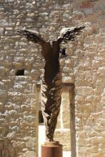 arezzo, mostra dell'angelo di ugo riva (15)