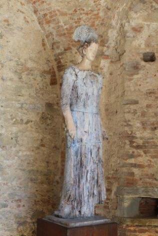 arezzo, mostra dell'angelo di ugo riva (2)
