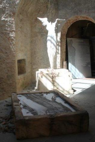 arezzo, mostra dell'angelo di ugo riva (6)