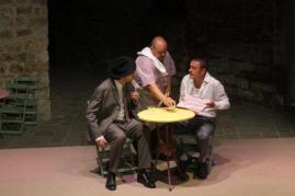 la grande gelata, spettacolo teatrale a san gusmè (37)