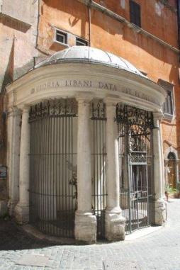 portico d'ottavia ghetto di roma (1)