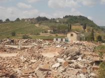 radda, distruzione fabbrica laca (11)