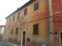 rapolano, chiesa di san vittore e lampioni danneggiati (17)