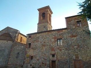 rapolano, chiesa di san vittore e lampioni danneggiati (21)