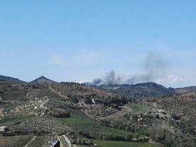 incendio montegrossi 16 agosto 2017 foto racchetta gaiole in chianti (8)