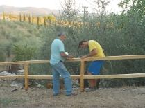 vertine staccionata alla porta (4)