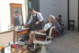 il barbiere dell'eroica