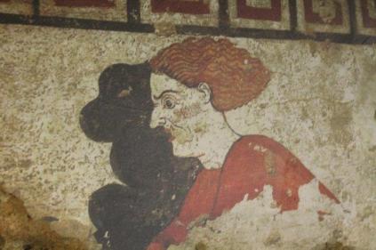 sarteano la tomba etrusca della quadriga infernale (1)