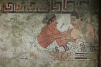 sarteano la tomba etrusca della quadriga infernale (2)