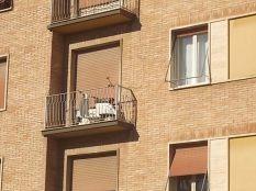 siena, la vespa nel terrazzo (5)