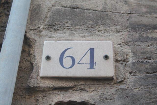 Numeri Civici In Plastica.Siena Numeri Civici 5 Andrea Pagliantini