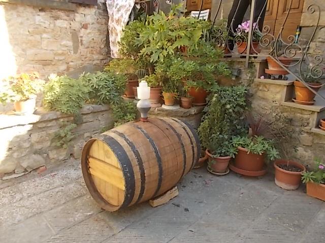 vertine, fermentazione malico all'aperto