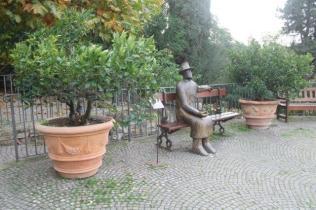 firenze, giardino delle rose, folon, (8)