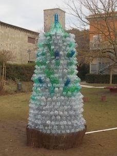 albero bottiglie plastica bambini chianti (7)