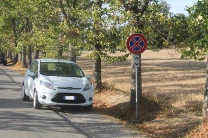 macchine viale san galgano (2)