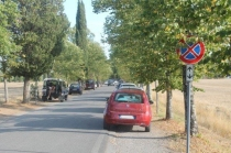 macchine viale san galgano (4)