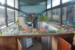 modellismo treni elettrici stazione di siena (10)