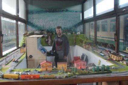 modellismo treni elettrici stazione di siena (20)