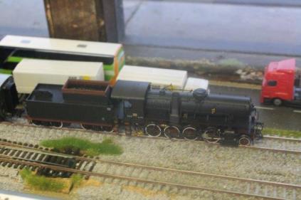modellismo treni elettrici stazione di siena (38)
