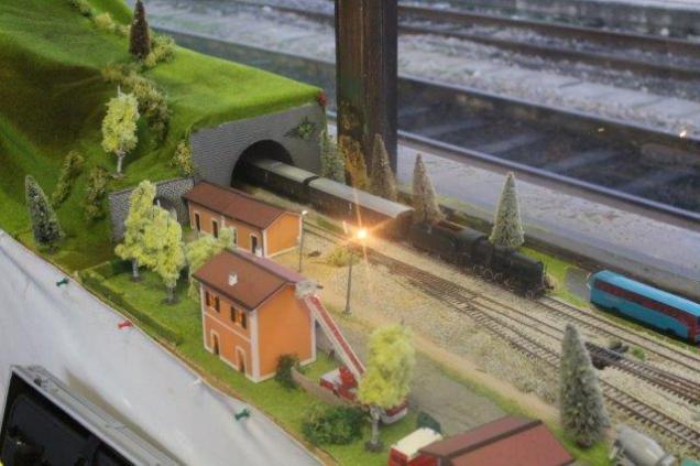 modellismo treni elettrici stazione di siena (41)