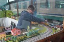 modellismo treni elettrici stazione di siena (8)