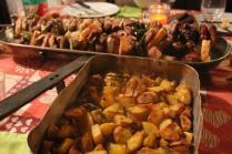 arrosto girato con patate