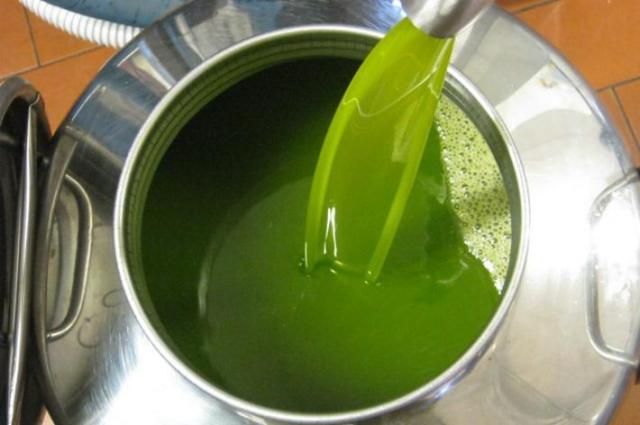 olio al frantoio di vertine