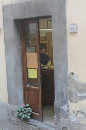 antico forno castiglion fiorentino ciaccia coi ciccioli e carmen (15)