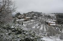 neve 3 febbraio montegrossi e badia a coltibuono, chianti (17)