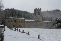 neve 3 febbraio montegrossi e badia a coltibuono, chianti (31)