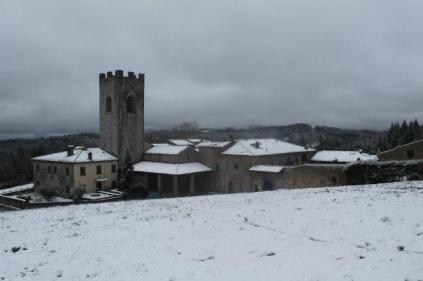 neve 3 febbraio montegrossi e badia a coltibuono, chianti (36)